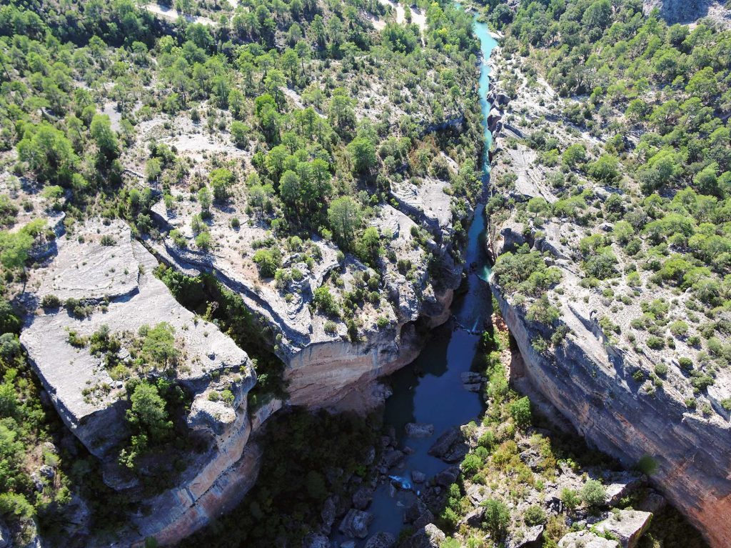 Aerial drone photography - Spain