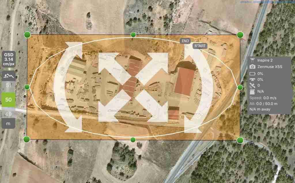 control of facilities - aeromontes