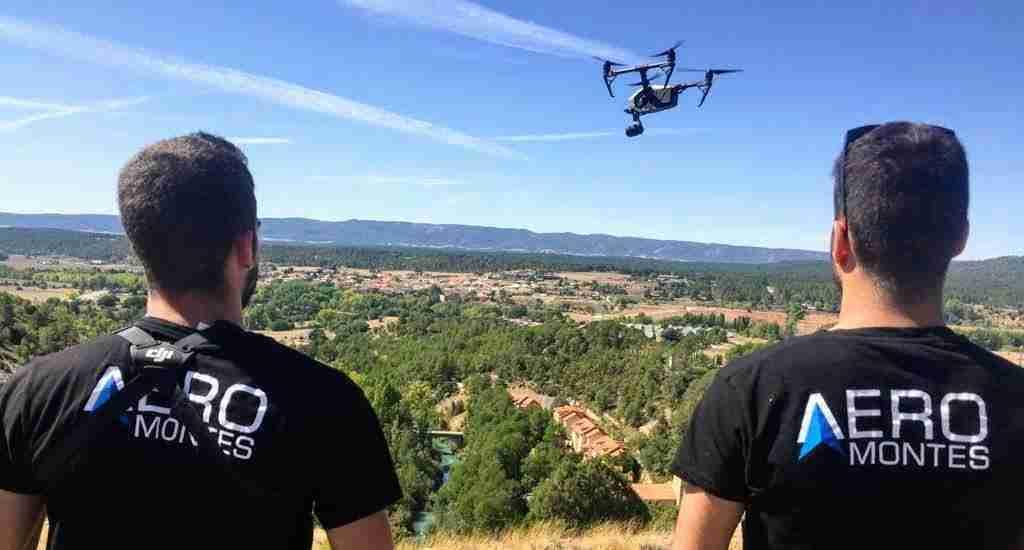 Drones pilot - aeromontes